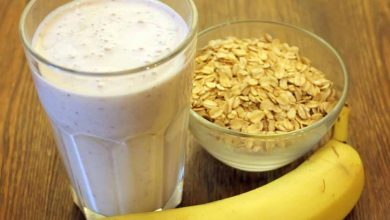 Banana – Oats Smoothie